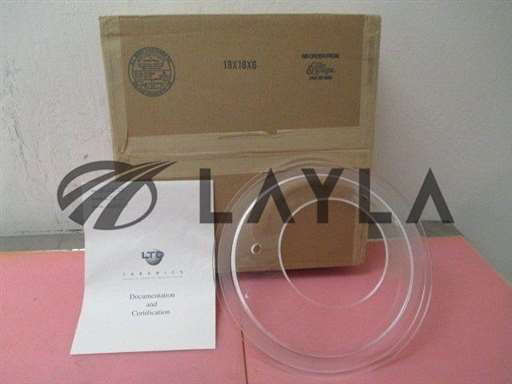 """-/-/AMAT 0020-10173 8"""" Heater Cover Plate, 395706/-/-_01"""