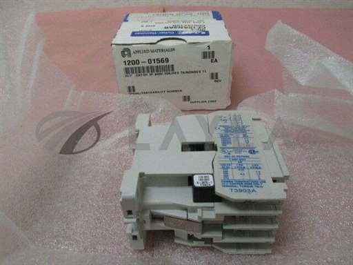 1200-01569/-/AMAT 1200-01569 Rly CNTOR 3P 600V 20A/RES 7A/NONRES 11/AMAT/-_01