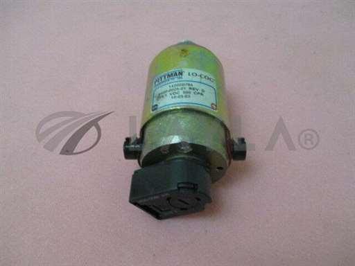 14202D764/-/Pittman Lo-Cog 14202D764, 6400-0025-01, 19.1 VDC 500 CPR, HEDS-5540 A06, 399679/Pittman/-_01