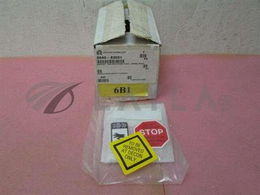 0040-83031/-/AMAT 0040-83031 BRACKET, WALKING BEAM CABLE, 200MM DESIC/AMAT/-_01