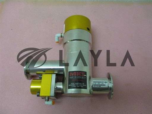 0190-13041/-/AMAT 0190-13041, MKS L2-40-SP1-316 Vaccuum isolation valve with bypass, 399032/-/AMAT_01