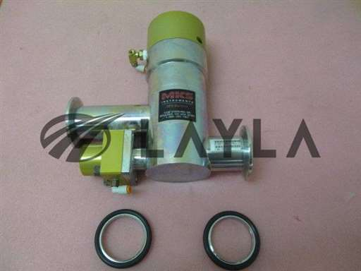 0190-13041/-/AMAT 0190-13041, MKS L2-40-SP1-316 Vaccuum isolation valve, With bypass, 399042/-/AMAT_01
