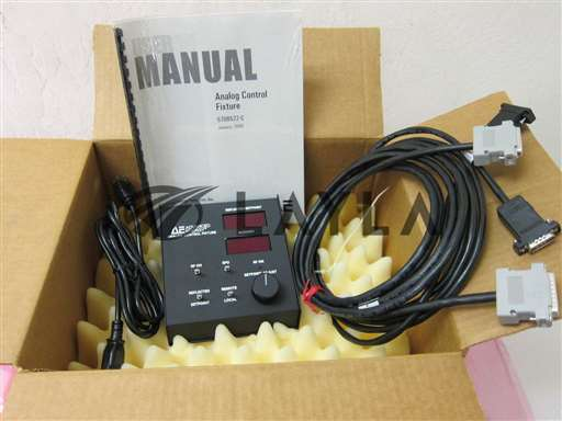 3920-01719/-/Advanced Energy 3155061-001 AE Analog Control Fixture AMAT 3920-01719, 400867/AMAT/-_01