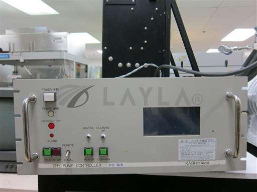 PC-026/-/Kashiyama Dry Pump Controller PC-026 SP-80266 C6-1282 401184/Kashiyama/-_01