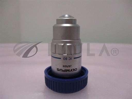 MDPL80X/-/IC 80, IC80, MDPlan 80, 0.9, infinity/0 F=180 Objective Lens, Microscope 408810/Olympus/-_01