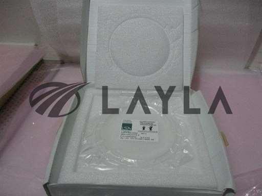 """0200-20056/Ring/AMAT 0200-20056 Insulator 8"""" JMP PC11 Internal A, 417255/AMAT/_01"""