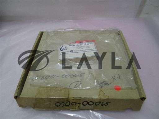 0200-00065/Ring Cover, Quartz, 100mm Flat, 49/90./AMAT 0200-00065, Ring Cover, Quartz, 100mm Flat, 49/90. 417375/AMAT/_01