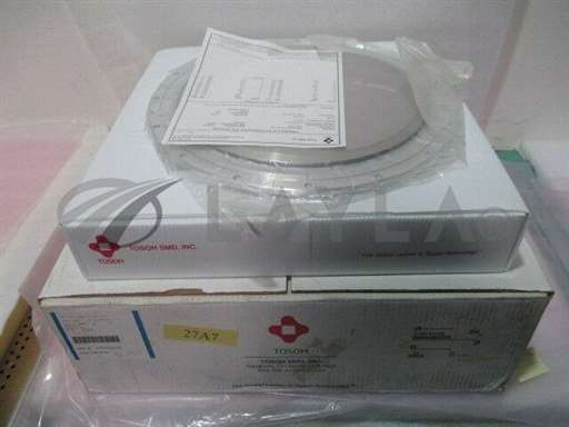0010-39201/Controller Video/AMAT 0190-03150 Target Diff Bond TI w/o C'bore Durasource, 417481/AMAT/_01