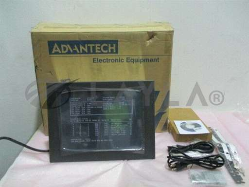 """0660-00223/Industrial Panel PC, 15"""" LCD w/ Touchscreen/AMAT 0660-00223, Industrial Panel PC, 15"""" LCD w/ Touchscreen, Advantech. 419136/AMAT/_01"""