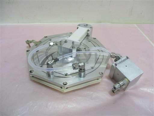 "0010-09940/Assembly 8"" WSI Gas Box, Feedthru, Top Lid, CVD, P/AMAT 0010-09940, Assembly 8"" WSI Gas Box, Feedthru, Top Lid, CVD, P5000. 420106/AMAT/_01"