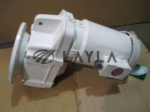6592-A/Motor & Gear Box/Emerson 6592-A Motor & Gear Box, Inverter, Ipec Speedfam Novellus, 421553/Emerson/_01