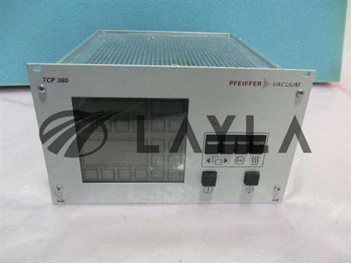 TCP 380/D-35614/Pfeiffer TCP 380 Turbo Pump Controller w/ Interface Card, D-35614 Asslar, 422314/Pfeiffer/-_01