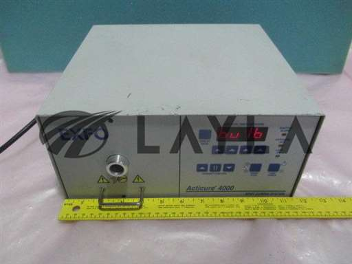 Acticure 4000/Spot Curing System/EXFO Acticure 4000 Spot Curing System, 422674/EXFO/_01