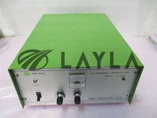 PT-06B/Ultrasonic Generator/Pre-Tech Co., PT-06B, Ultrasonic Generator, 200V. 423005/Pre-Tech Co./_01