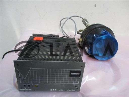 5402/Turbo Vacuum Pump/Alcatel-Annecy 5402 CP Turbo Vacuum Pump w/ CFF 450 Turbo Controller. 423014/Alcatel-Annecy/_01