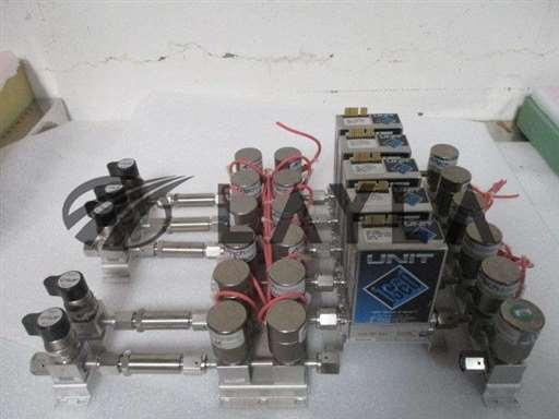 N/A/-/LAM Gas Manifold Assembly, UNIT UFC-1660, APTech Valve. 422948/LAM/-_01