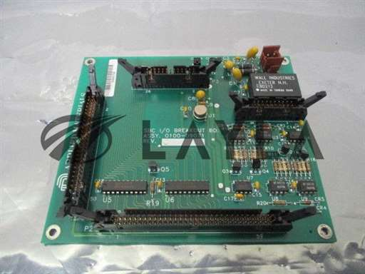 0100-09071/SBC I/O Breakout Board/AMAT 0100-09071 SBC I/O Breakout Board, PCB, FAB 0110-09071, 424069/AMAT/_01
