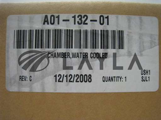 A01-132-01/-/Novellus A01-132-01 Water cooled chamber, Gasonic A01-132-01 chamber./Novellus/-_01