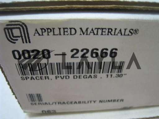 "0020-22666/-/AMAT 0020-22666 Spacer, PVD Degas, 11.30""/AMAT/-_01"