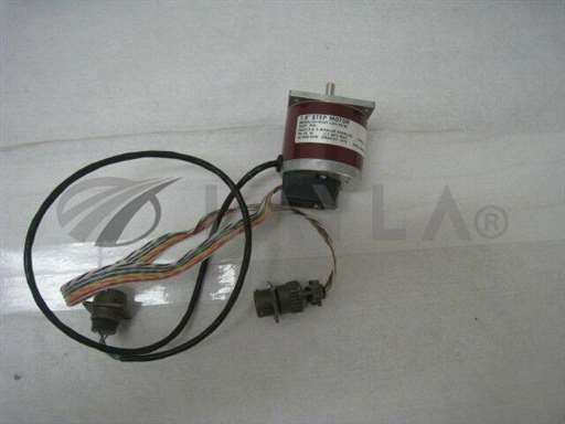 -/-/pacific scientific 1.8 degree step motor E21NCHT-LDN-SS-04/-/-_01