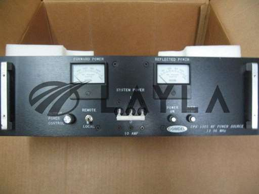 0920-01006/CPS-1001/13/Comdel CPS-1001/13 RF generator 13 56 MHz, 3 phase AM 1168 CPS-1001 0920-01006/-/AMAT_01