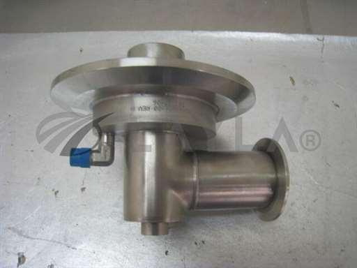 -/-/Exhaust Vacuum Flange 215-12194-00, REV B, TEI 27-06/-/-_01