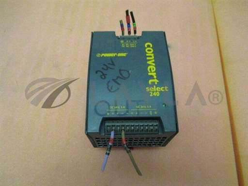 -/-/Power One Convert Select 240 LWN2660-6 AC-DC/DC-DC Converter/-/-_01