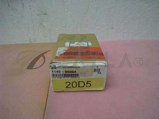 1140-90064/-/NEW AMAT 1140-90064 POWER SUPPLY PSU 5V @ 0.5 A O/P, 110/240 I/P/AMAT/-_01