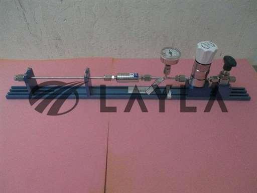 60/6LV-DAVR4-P/Kinetics high purity gas stick Tescom 60 regulator, Swagelok 6LV-DAVR4-P, AMETEK/Tescom/-_01