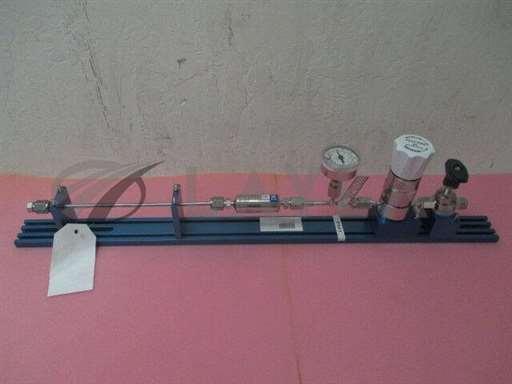 60/-/Kinetics high purity gas stick Tescom 60 regulator, Swagelok 6LV-DAVR4-P, gauge/Tescom/-_01