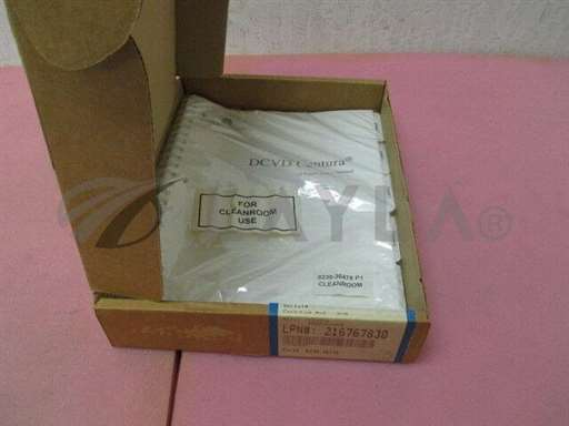 0230-36478/-/AMAT 0230-36478 SYSTEM MANUAL,CENTURA,MW CLEAN,CLEANROOM/AMAT/-_01
