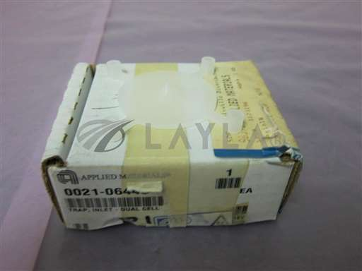 0021-06443/-/AMAT 0021-06443 Trap, Inlet - Dual Cell 402087/AMAT/-_01