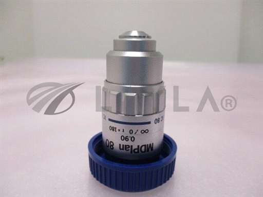 MDPL80X/-/IC 80, IC80, MDPlan 80, 0.9, infinity/0 F=180 Objective Lens, Microscope 415817/Olympus/-_01