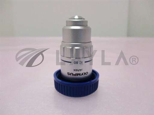 MDPL80X/-/IC 80, IC80, MDPlan 80, 0.9, infinity/0 F=180 Objective Lens, Microscope 415818/Olympus/-_01