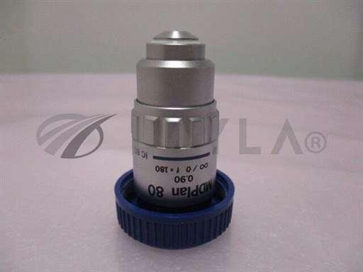 MDPL80X/-/IC 80, IC80, MDPlan 80, 0.9, infinity/0 F=180 Objective Lens, Microscope 415824/Olympus/-_01