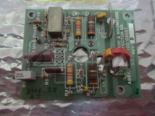 0100-09007/PCB/AMAT 0100-09007 Phase and Magnitude Detector Board, PCB, FAB 0110-09007, 420410/AMAT/_01