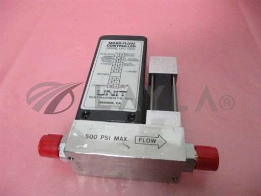 UFC-1000/-/Unit Instruments UFC-1000 Mass Flow Controller, MFC, CHF3, 80 SCCM, 418950/Unit Instruments/-_01