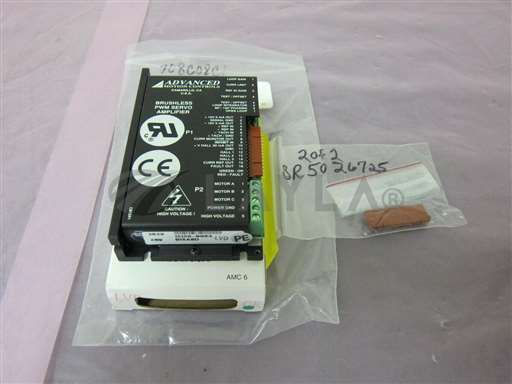 60710-03/-/AMC 60710-03, Controller MTR, 7.5A, 80V, B15A8, Amplifier 402749/AMC/-_01