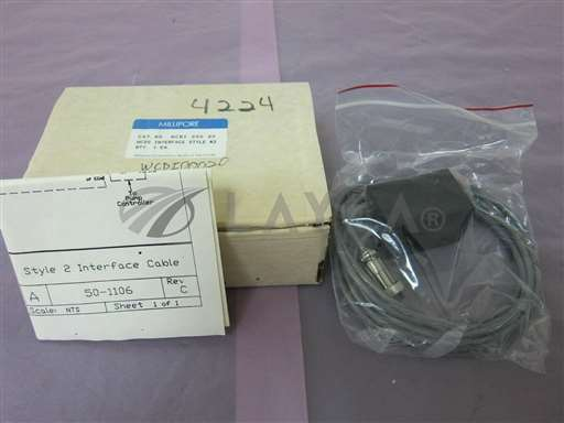 WCDI 00020/-/Millipore WCDI 00020, WCDS Interface Style #2 Cable, 402770/Millipore/-_01