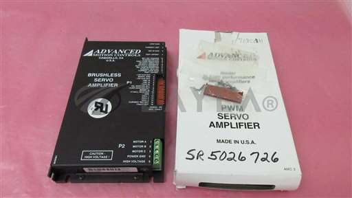 14486-0012/-/ADVANCED MOTION CONTROLS 14486-0012 BRUSHLESS SERVO AMPLIFIER 402781/Advanced Motion Controls/-_01