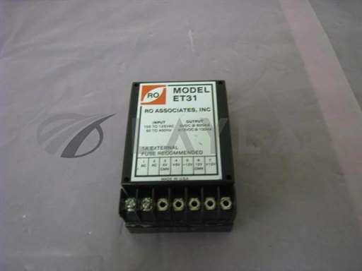 ET 24/-/RO Associates ET 24 +/- 15VDC =/-200mA Power Supply/RO Associates/-_01