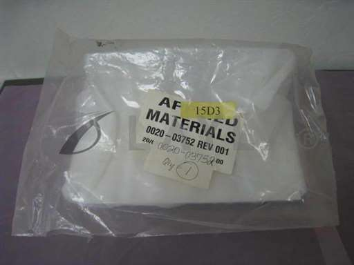 0020-03752/-/AMAT 0020-03752 Cover, vaporizer chamber/AMAT/-_01