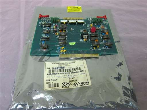 884-54-000/-/MRC 884-54-000, 884-54-101, PCB, Process Control Interface, 405805/MRC/-_01