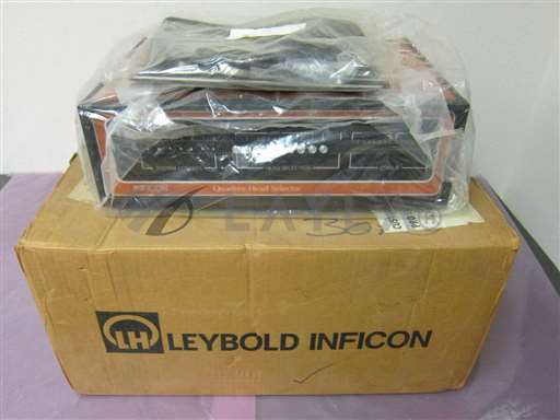 902-001-G/-/Leybold Inficon 902-001-G1, Quadrex Head Selector, 406202/Leybold Inficon/-_01