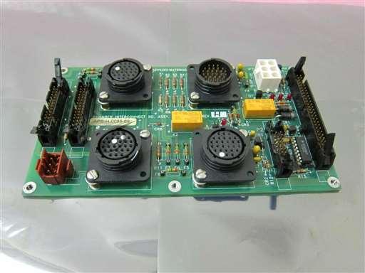 0100-20004/-/AMAT 0100-20004 Chamber Interconnect Board, FAB 0110-20004, PCB, 406388/AMAT/-_01
