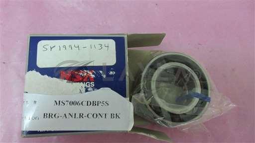MS7006CDBP5S/-/2 NSK Bearings MS7006CDBP5S BRG-ANLR-CONT BK SP1994-1134 406514/NSK/-_01