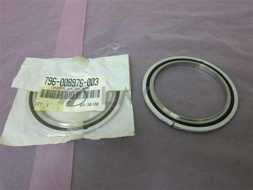 796-008976-003/-/2 LAM 796-008976-003 Centering, NW100, Seal Assembly, SS/V, MKS, 406542/LAM/-_01