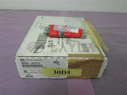 3060-01271/-/AMAT 3060-01271 BRG Linear, 110MM With Stopper, THK RSR12WVMUU+110L, 406585/AMAT/-_01
