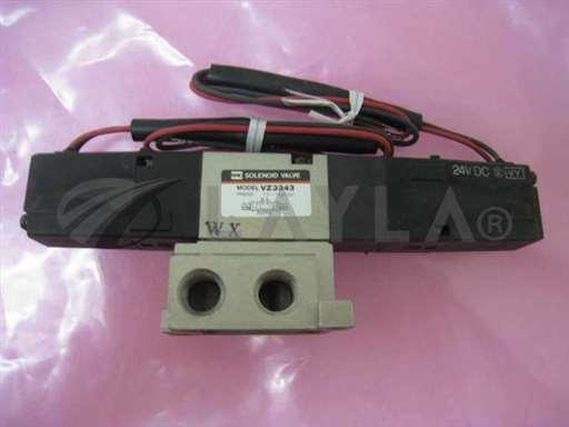 VZ3343/-/SMC Solenoid Valve Model VZ3343/SMC/-_01