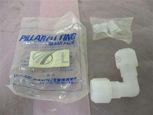 S-UE-12B/-/Pillar Fitting S-UE-12B, PFA, Elbow, Union, 12mm, O.D., 408526/Pillar/-_01